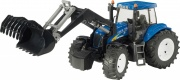 New Holland Traktor T 8040 mit Frontlader - NEW HOLLAND T804 0  M.FRONTL. 03021